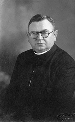 Padre JOÃO WISLINSKI