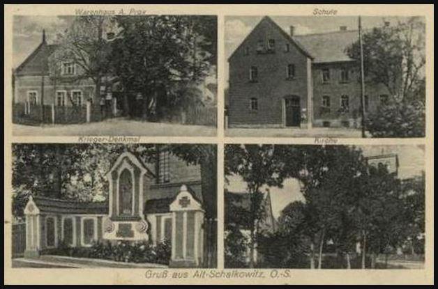 Siołkowice Stare 1930 r.  Fotos de 1930 Siołkowice Stare.