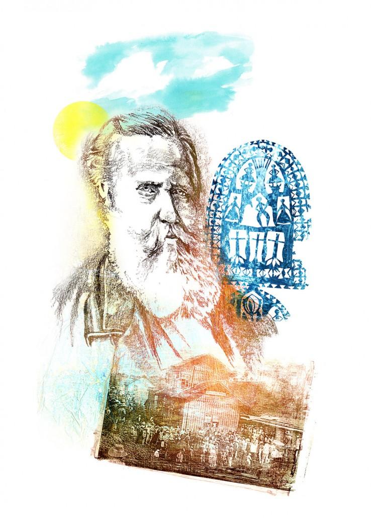 d.Pedro-II-visita-Sta