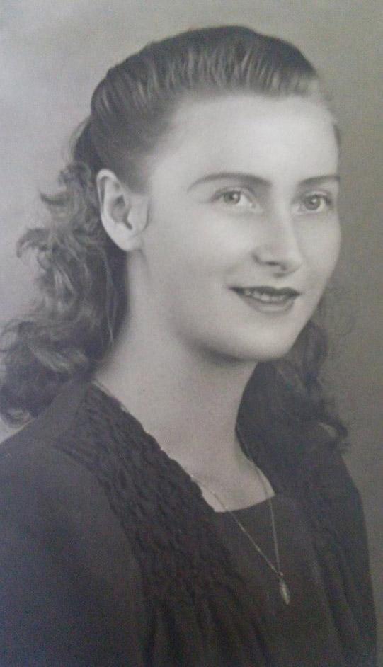 Clara Kulig filha de Francisco Kulig (filho) e Hedvige Macioszek.